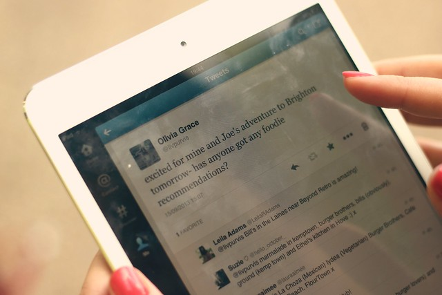 iPad Brighton
