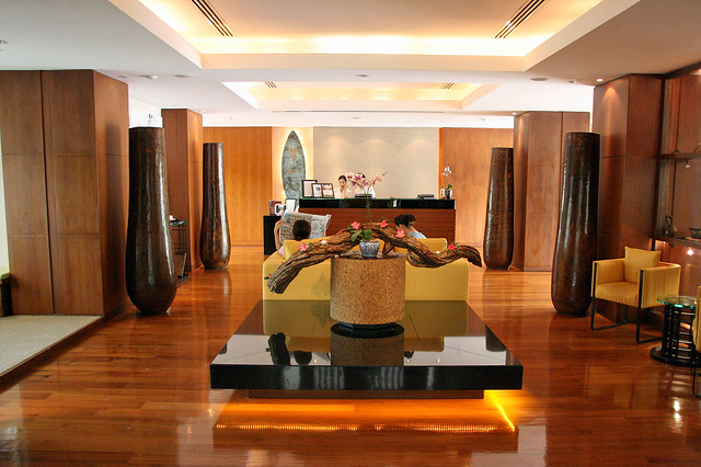 Spa Botanica is one of Singapore's top luxury spas