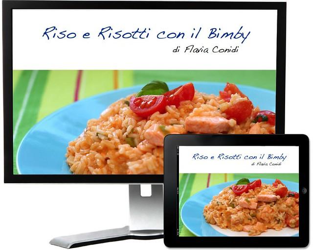 Riso e Risotti con il Bimby: Ricettario eBook
