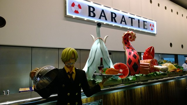 One Piece Baratie Odaiba