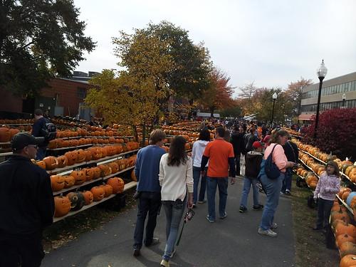 Keene's Record-Breaking Pumpkin Festival