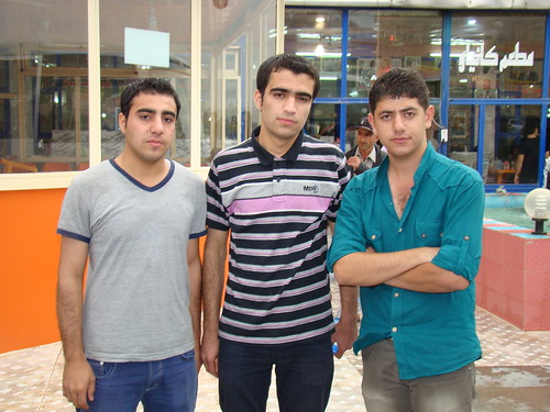 Zhyar Hawrami posted a photo:	Shvan Omer, Zhyar Rzgar, and Ramyar Abdulrahmman