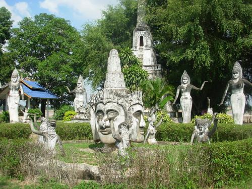 Vientiane 2007-Bouddha Park (28)