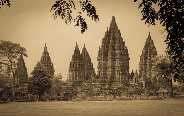 Prambanan Temples, Yogyakarta
