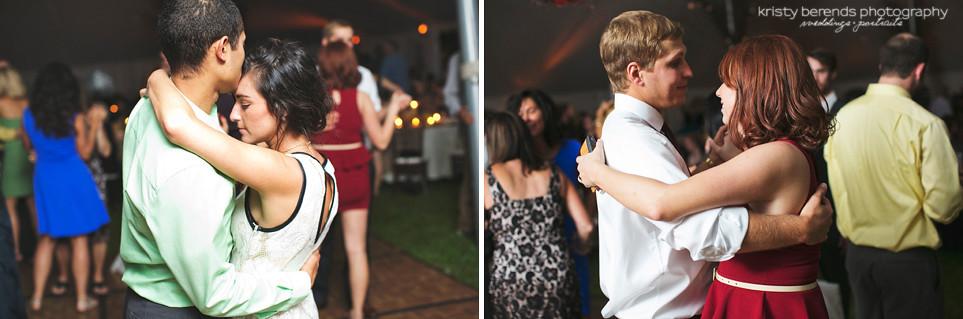 63 Reception Dancing