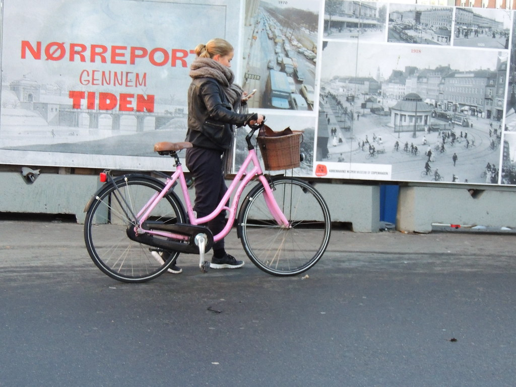 SO Copenhagen bike chic