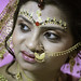 Indian Bride, West Bengal by babasteve