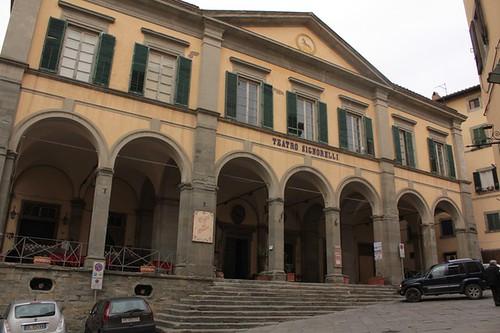 Il Teatro Signorelli di Cortona