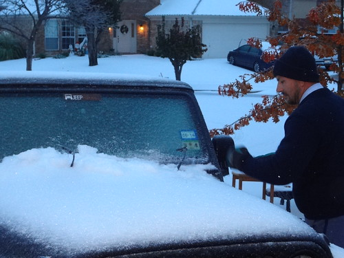 Snowstorm 12.6.2013