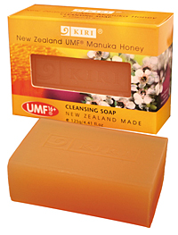 Kiri Manuka Honey cleansing soap