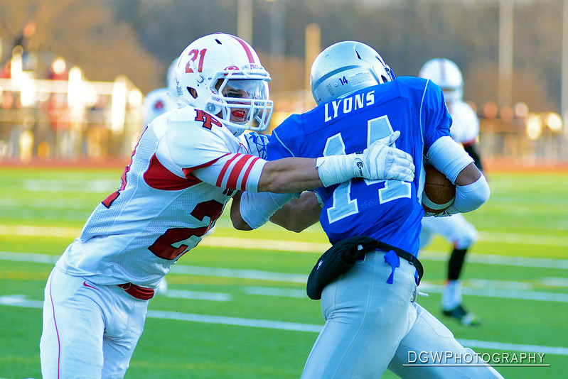 Fairfield Prep vs. West Haven