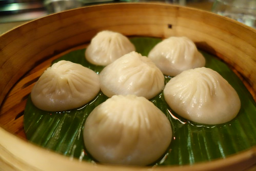 Jiu Zhuang Xiao Long Bao infused with Single Malt Whisky
