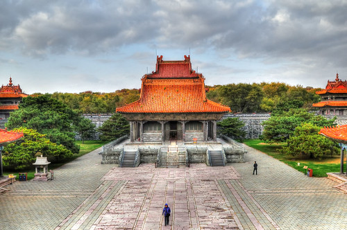 Zhao Tomb