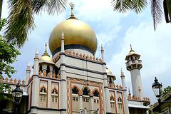 Arab Street Mosque Singapore