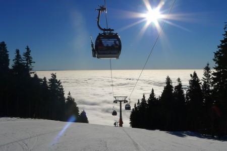 Černá hora aktuálně: parádní jarní lyžování před Vánoci