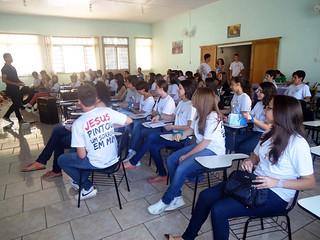 Retiro ocorreu no Centro Pastoral João Paulo II