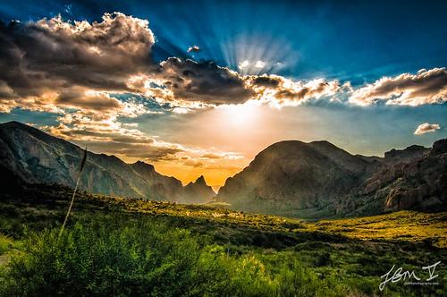 Chisos Mountain Basin