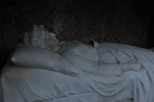 Una tomba particolare