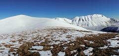 Monte Lieto (in invernale)