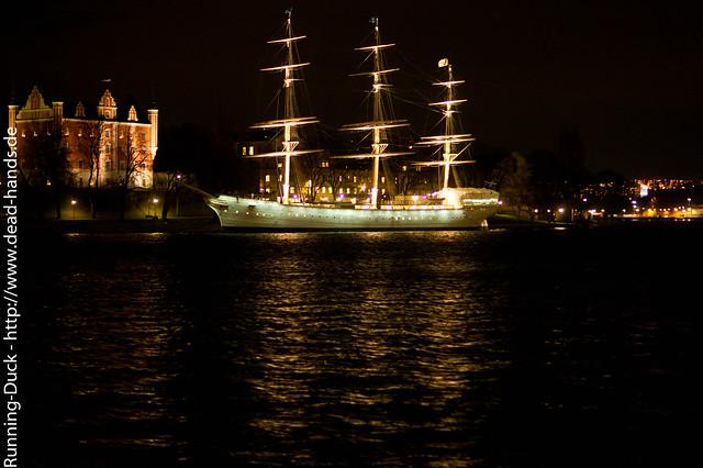 Schiffbeleuchtung