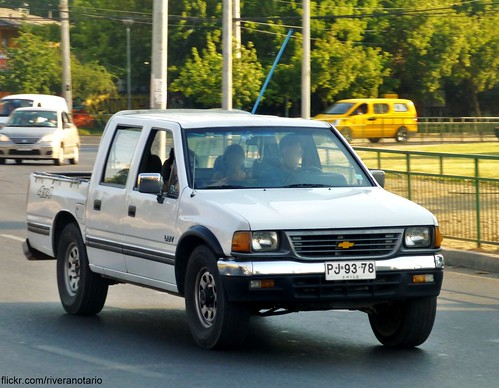 Chevrolet Luv - Santiago, Chile