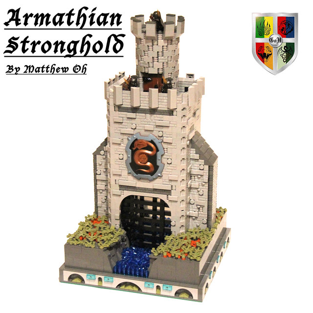 GoH: Armathian Stronghold