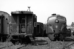 Ghosts of Railroads past