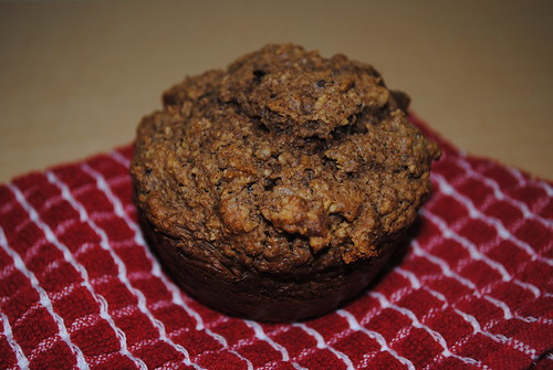secret ingredient peanut butter muffins (3)