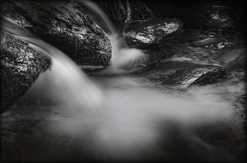 15/2014 - Water features in B & W (Explore)