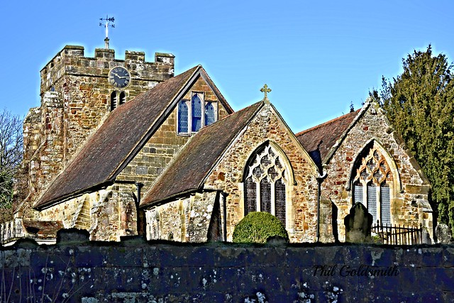 Brightling Church East Sussex