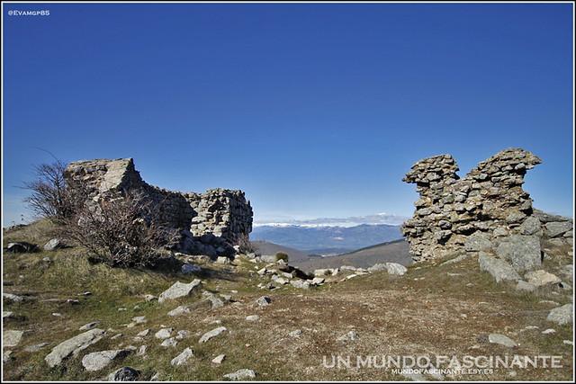 Atalayas del Castillo-Sierra de San Vicente