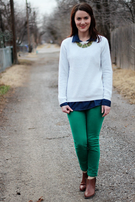 green-jeans-white-sweater1