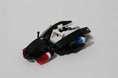 The LEGO Movie Super Secret Police Enforcer (30282)