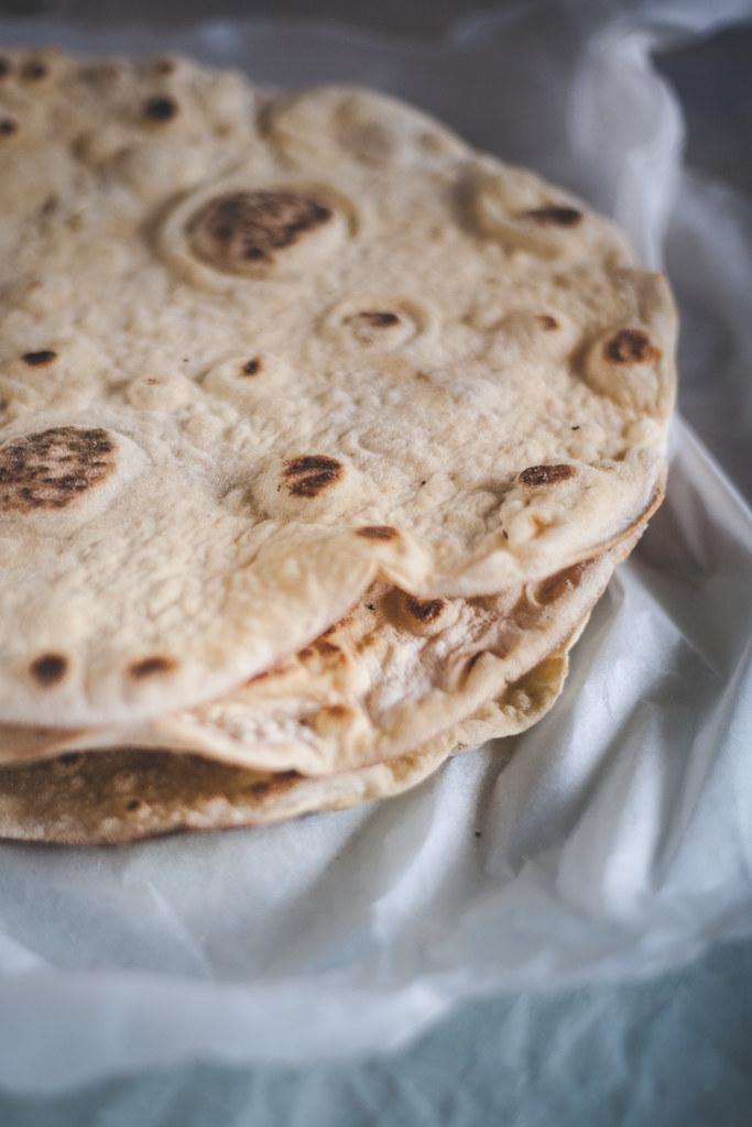 pão naan