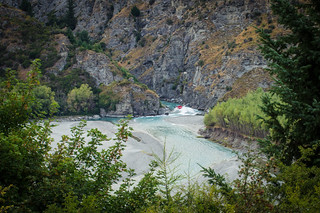 The Shotover Jet on the Shotover River