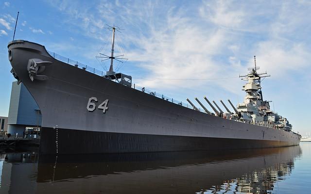 USS Wisconsin (2)