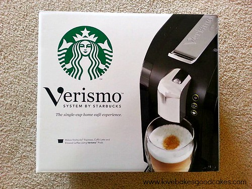 Starbucks Versimo Brewer