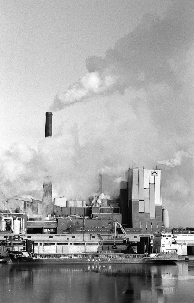 Sunila paper mill, Kotka