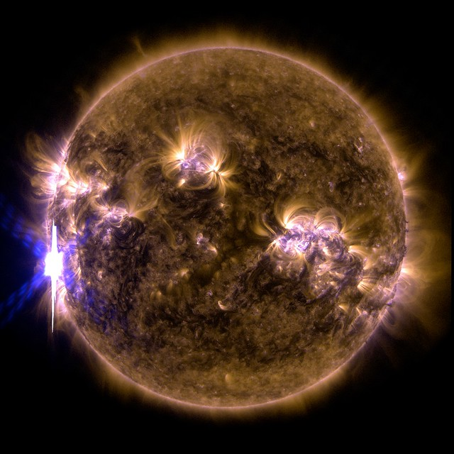 solar flare sdo nasa - photo #18