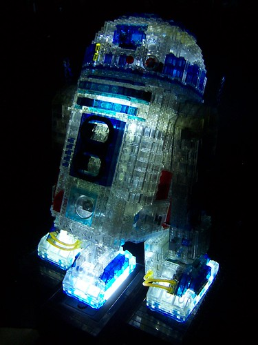 Hologram artoo unit