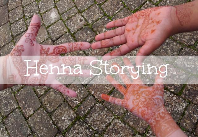 Henna Storying, henna, Bible