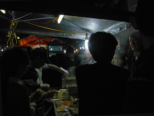 Street Food at the Hanoi Night Market