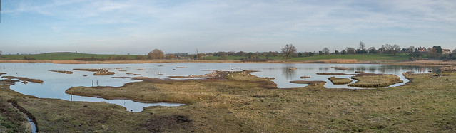 Upton Warren Flashes pano