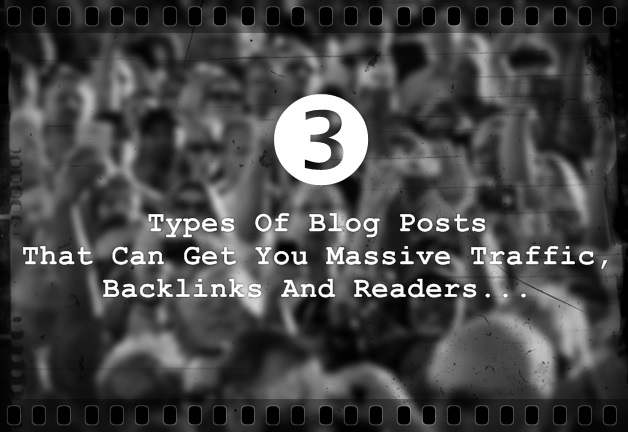 Get more traffic, backlinks and readers writing massive value posts