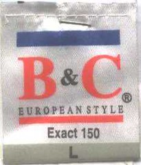 B&C label smuggled out of SIF-Tex