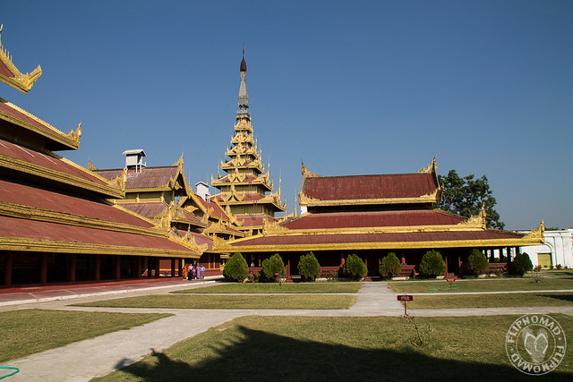 Mandalay City Trip