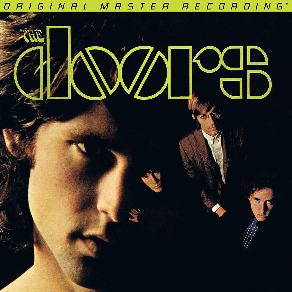 The Doors Lp Cover Art