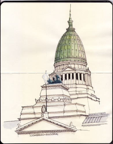 Plaza del Congreso / Congressional Plaza: