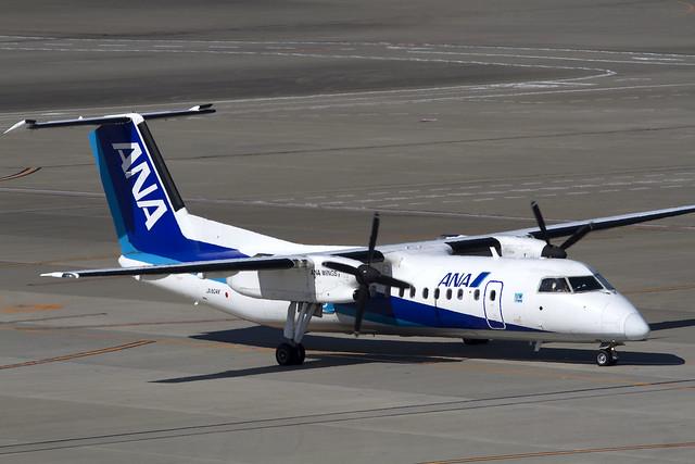 ANA DHC8 Q300