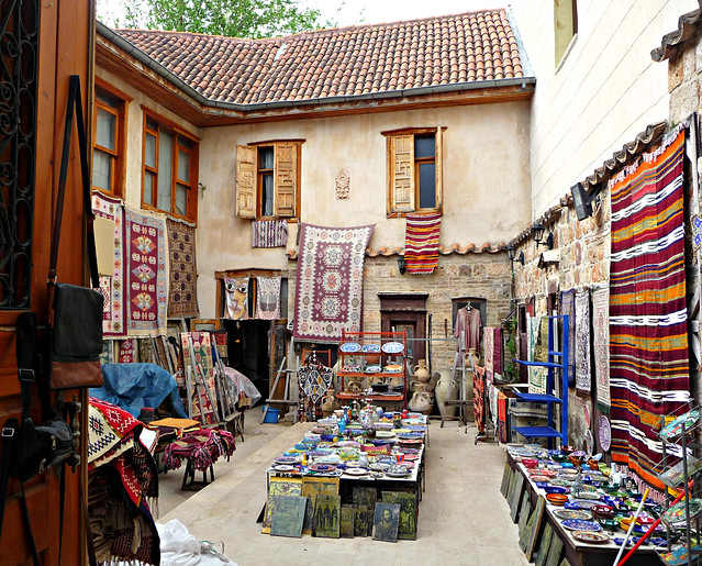Kaleici (Old Town) - Antalya
